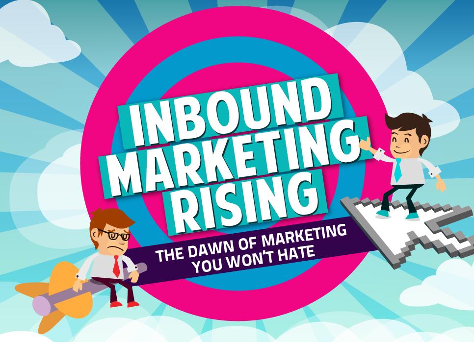 Иллюстрация к статье: Что такое входящий маркетинг (Inbound Marketing)?