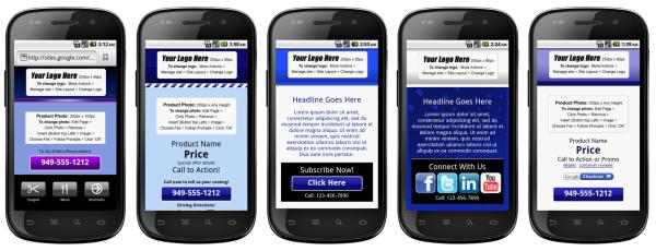 5 секретов успешной оптимизации мобильных целевых страниц
