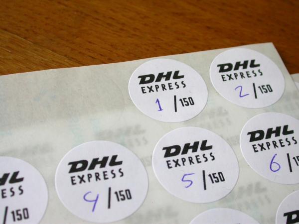 DHL сплит-тест