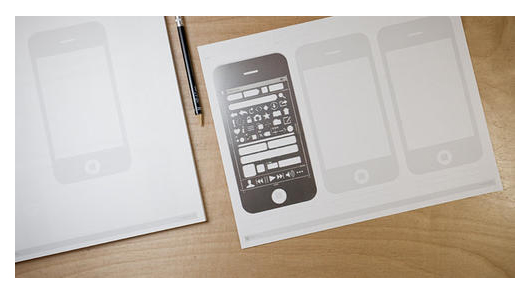 Иллюстрация к статье: Изображение iPhone на целевых страницах - ошибка или удачный маркетинговый ход?