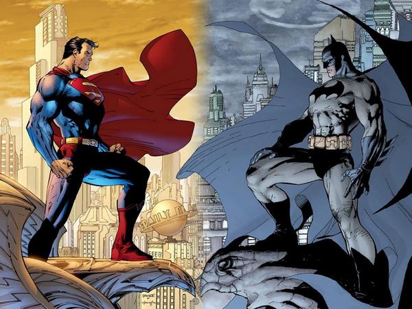 Иллюстрация к статье: 3 причины, по которым Бэтмен лучше Суперменa, или при чем тут оптимизация конверсии?