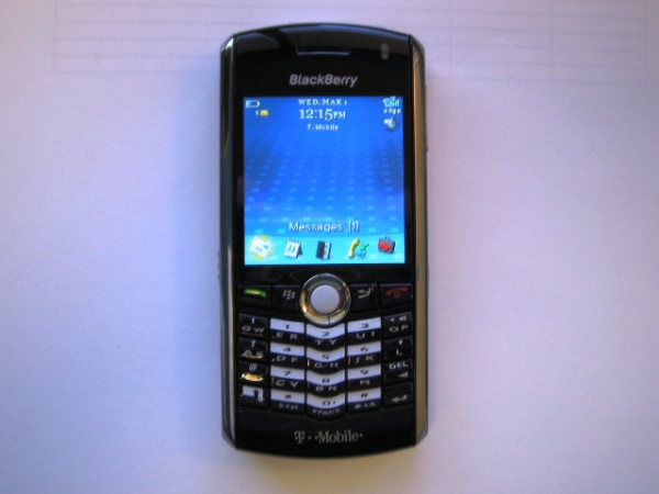 Blackberry Pearl