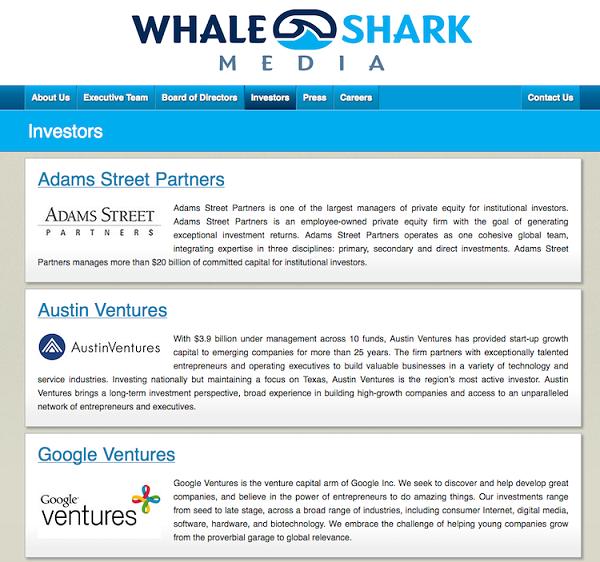 Whaleshark Media