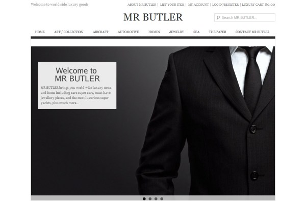Mr. Butler