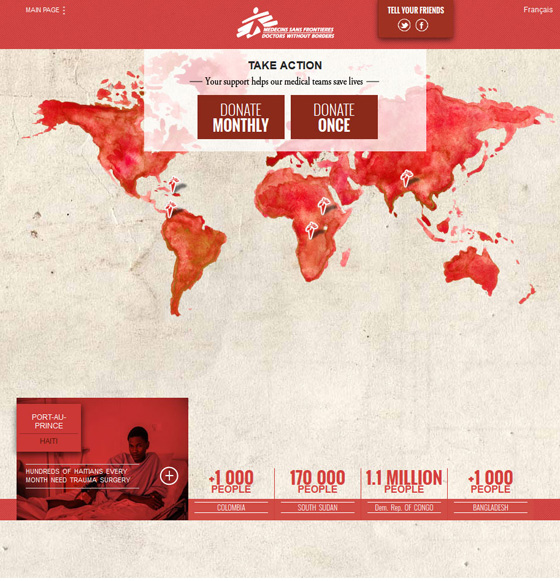 7. Doctors Without Borders