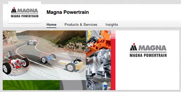 13. Magna Powertrain