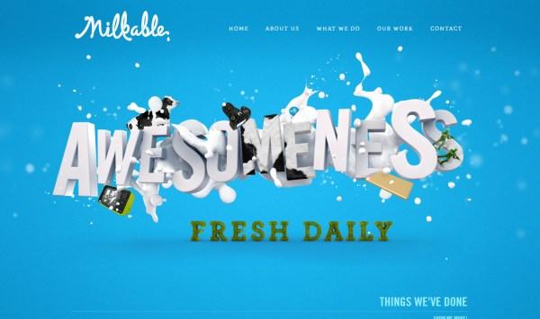 13. Milkable