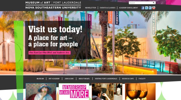 6. Museum of Art, Fort Lauderdale