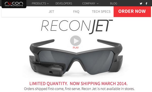 Recon Jet