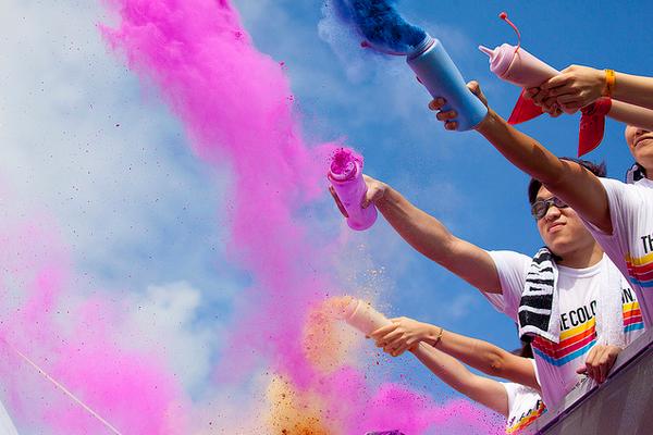 Иллюстрация к статье: Психология цвета,  или Почему не бывает электродрелей с фиолетовыми рукоятками?