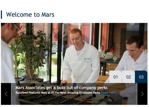 6. Mars, Incorporated