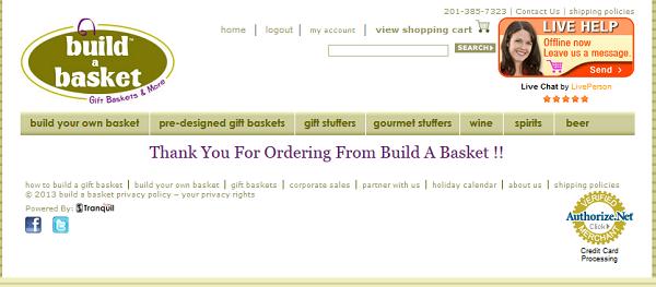Build-A-Basket