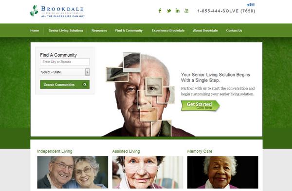Оптимизация конверсии посадочной страницы для пенсионеров