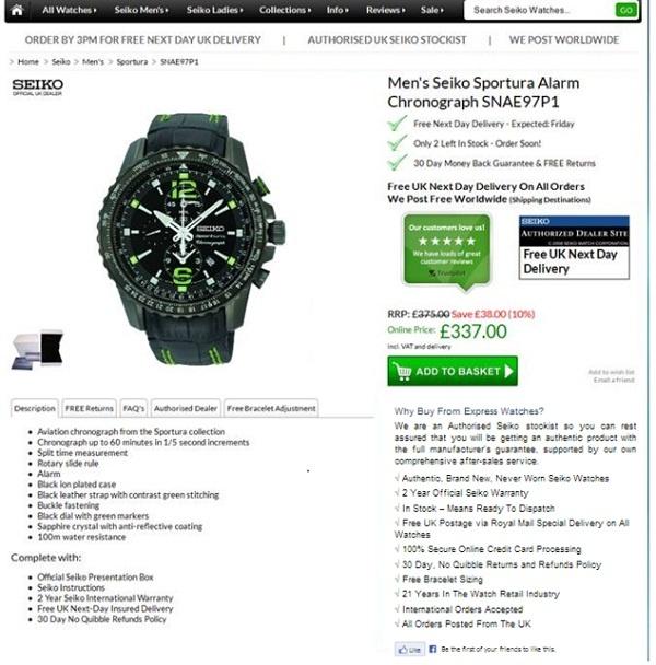 Express Watches