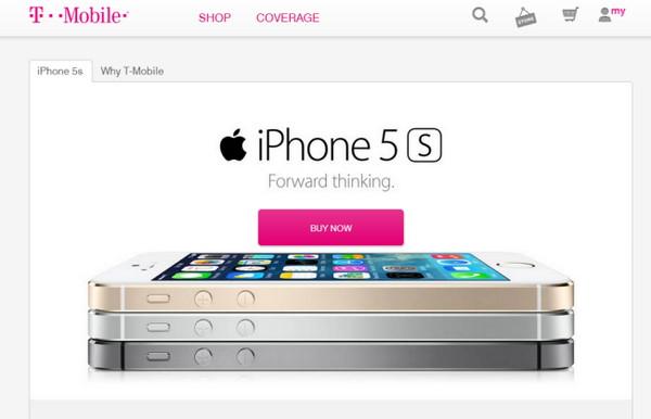 сервис T-Mobile