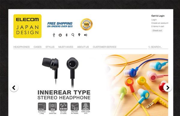 elecomtechaccessories.com