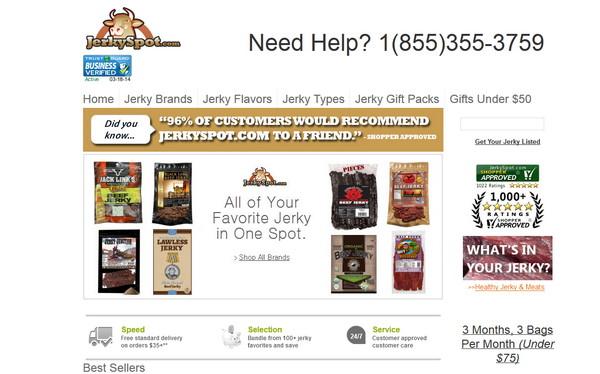 jerkyspot.com