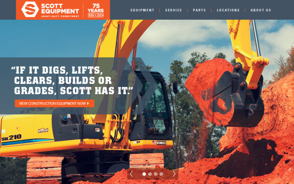 Scott Equipment