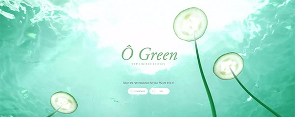 Ô Green