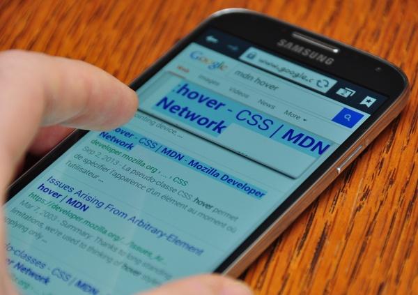 Иллюстрация к статье: Школа интернет-маркетинга: 7 ограничений мобильного интерфейса