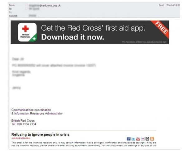 Подпись в электронных письмах