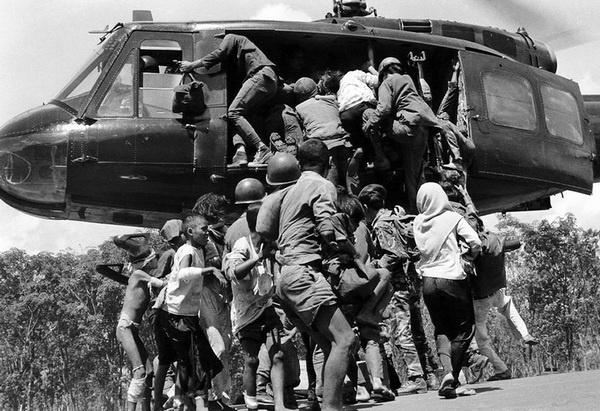 Иллюстрация к статье: Программирование поведения, или Урок войны во Вьетнаме
