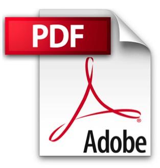 PDF — Portable Document Format