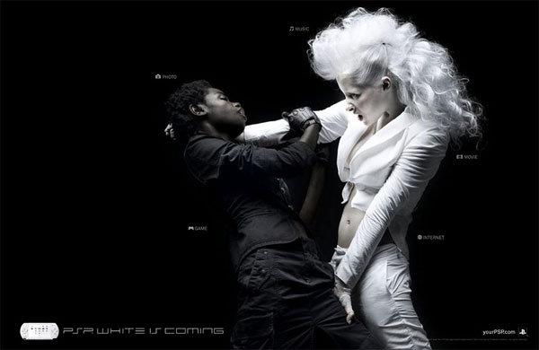 """SONY'S DUTCH (SONY'S DUTCH """"WHITE IS COMING"""" PSP)"""