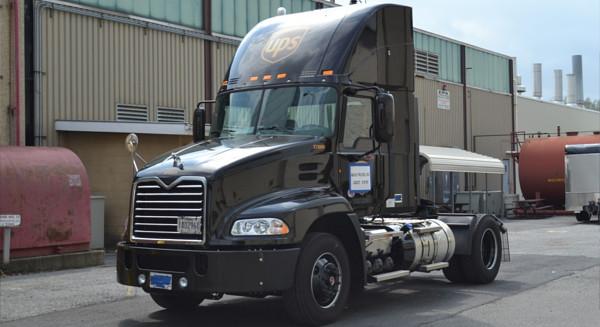 Иллюстрация к статье: Почему водители курьерской службы UPS никогда не поворачивают налево?