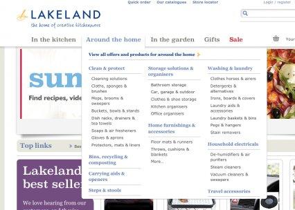 Интернет-магазин креативной кухни Lakeland