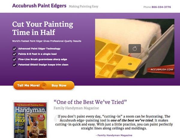 Paint Edgers