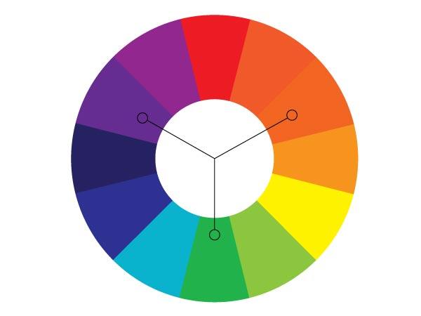 Вторичные цвета