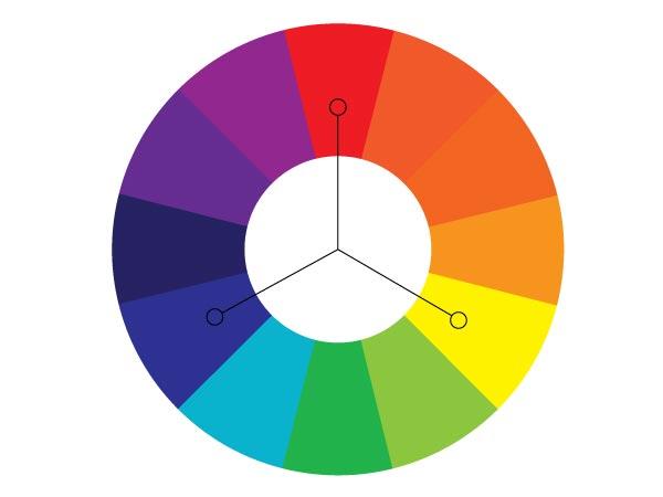 Первичные цвета