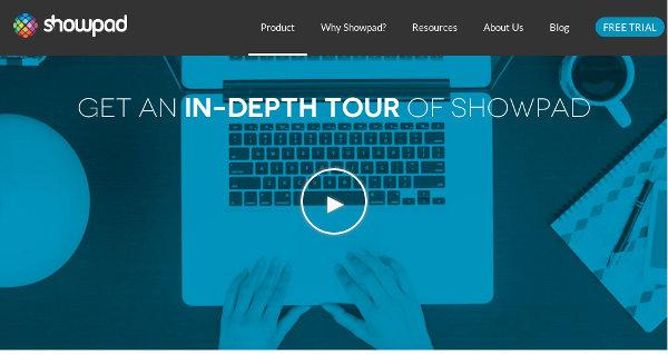 Иллюстрация к статье: Стартап Showpad: управление маркетингом и продажами