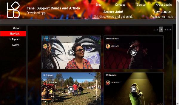 Иллюстрация к статье: Стартап appLOUD: гибрид Instagram и Kickstarter в помощь музыкантам