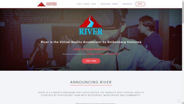Иллюстрация к статье: River: акселератор стартапов виртуальной реальности