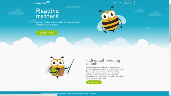 Иллюстрация к статье: Стартап Levebee: персональный коуч-тренер по чтению для детей
