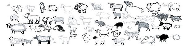 Рынок овечек