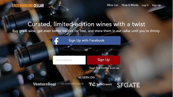 Иллюстрация к статье: Стартап Underground Cellar: «королевский» опыт для любителей вина