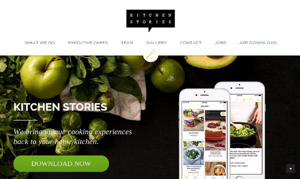 Иллюстрация к статье: Стартап Kitchen Stories: все, что нужно кулинарам-любителям