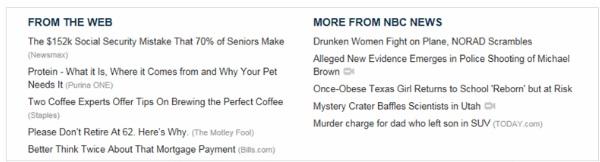 слабые заголовки категорий