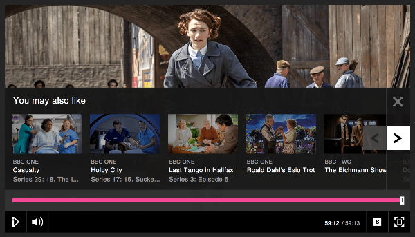 BBC's iPlayer
