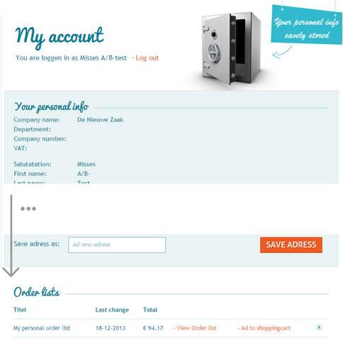 Иллюстрация к статье: Сплит-тест: лучший формат личного кабинета для повышения повторных заказов