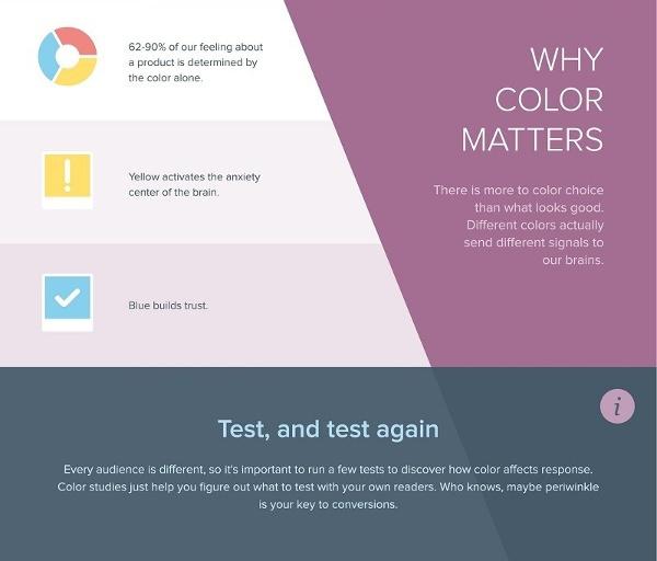 Важность цвета