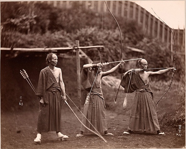 Иллюстрация к статье: Дзансин: искусство фокусировки внимания от легендарного самурая-стрелка