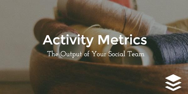 Показатели активности