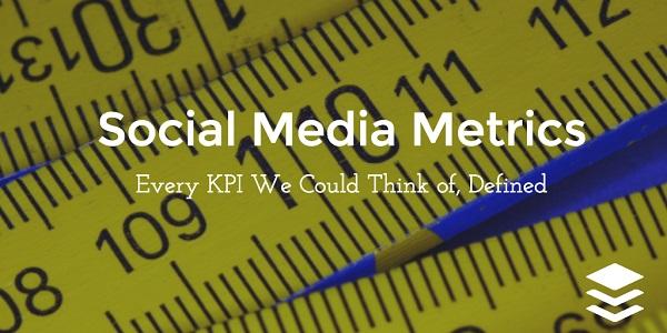 Иллюстрация к статье: Список важнейших KPI метрик в социальных медиа