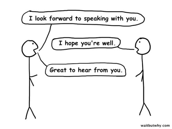 Роботизированные фразы