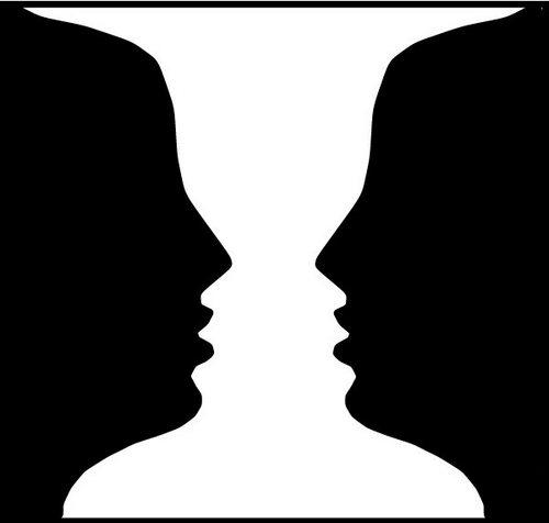 пример оптической иллюзии