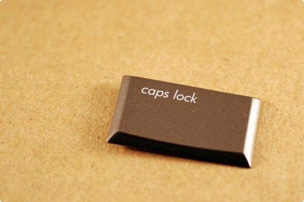 Иллюстрация к статье: Caps Lock как источник разочарований